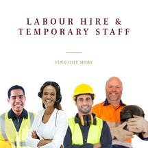 Logo of CT Labour Hire