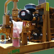 Logo of National Pump & Energy