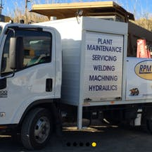 Logo of RPM Rowans Plant Maintenance