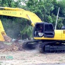 Logo of Koker Civil & Earthmoving