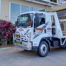 Logo of Maroochydore Towing Service
