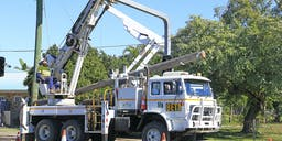 Betta Power Services Crane Trucks