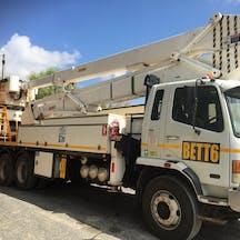 Logo of Betta Power Services
