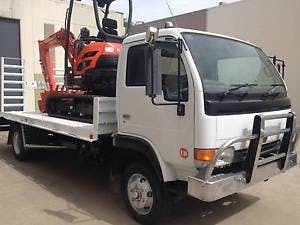 Helidon Mini Loader and Tipper Service