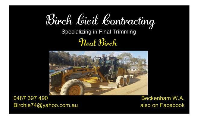 Birch Civil Contracting