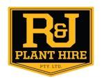 R & J Plant Hire Pty Ltd logo