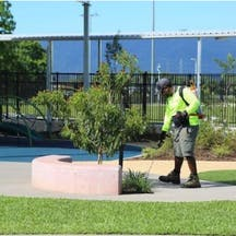 Logo of Outdoor Solutions Queensland