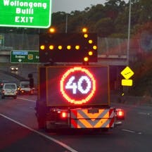 Logo of Stop Slow Traffic Control