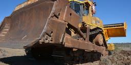 9 Mile Contracting Pty Ltd Tracked Dozer