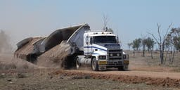 9 Mile Contracting Pty Ltd Tipper