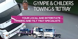 Gympie/Childers Towing Pty Ltd banner