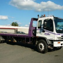 Logo of Gympie/Childers Towing Pty Ltd