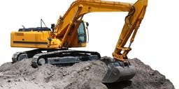 Stinga's Mining and Civil Track Mounted Excavator