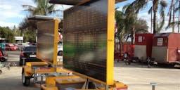 Barossa Valley Hire Traffic Message Boards