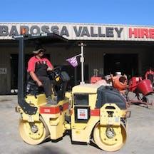 Logo of Barossa Valley Hire