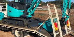 Base Excavations Track Mounted Excavator