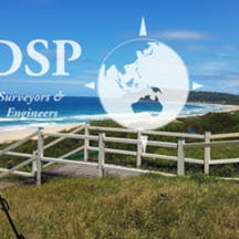 Logo of DSP Surveyors and Engineers