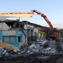 Logo of Complete Demolition