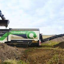 Logo of Soil Recycling Co
