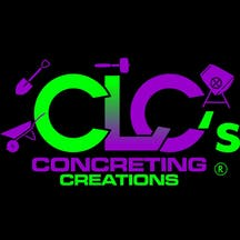 Logo of CLC'S CONCRETING CREATIONS