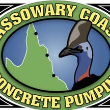 Logo of Cassowary Coast Concrete Construction & Concrete Pumping