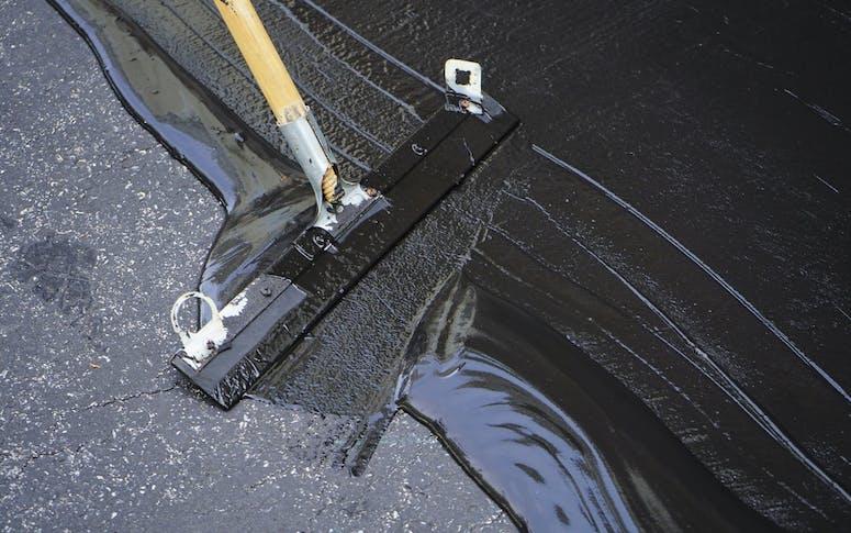 Asphalt Sealing
