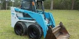 GWT Earthmoving Pty Ltd Wheeled Skid Steer