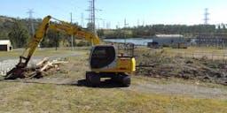 GWT Earthmoving Pty Ltd Track Mounted Excavator
