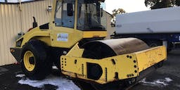 A Grade Contracting  Smooth Drum Roller