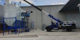 ARN Cranes Non Slewing Mobile Crane