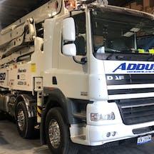 Logo of Adduso Concrete & Pumping