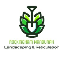 Logo of Rockingham Mandurah Landscaping & Reticulation