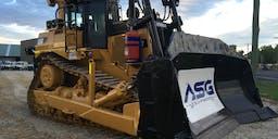 ASG Equipment Tracked Dozer