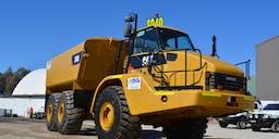 ASG Equipment Dump Truck Mounted Water Cart