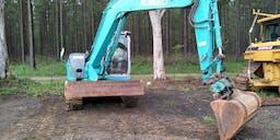 Bonelli Plant Hire Track Mounted Excavator