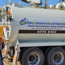 Logo of Waters Abrasive Blasting Services