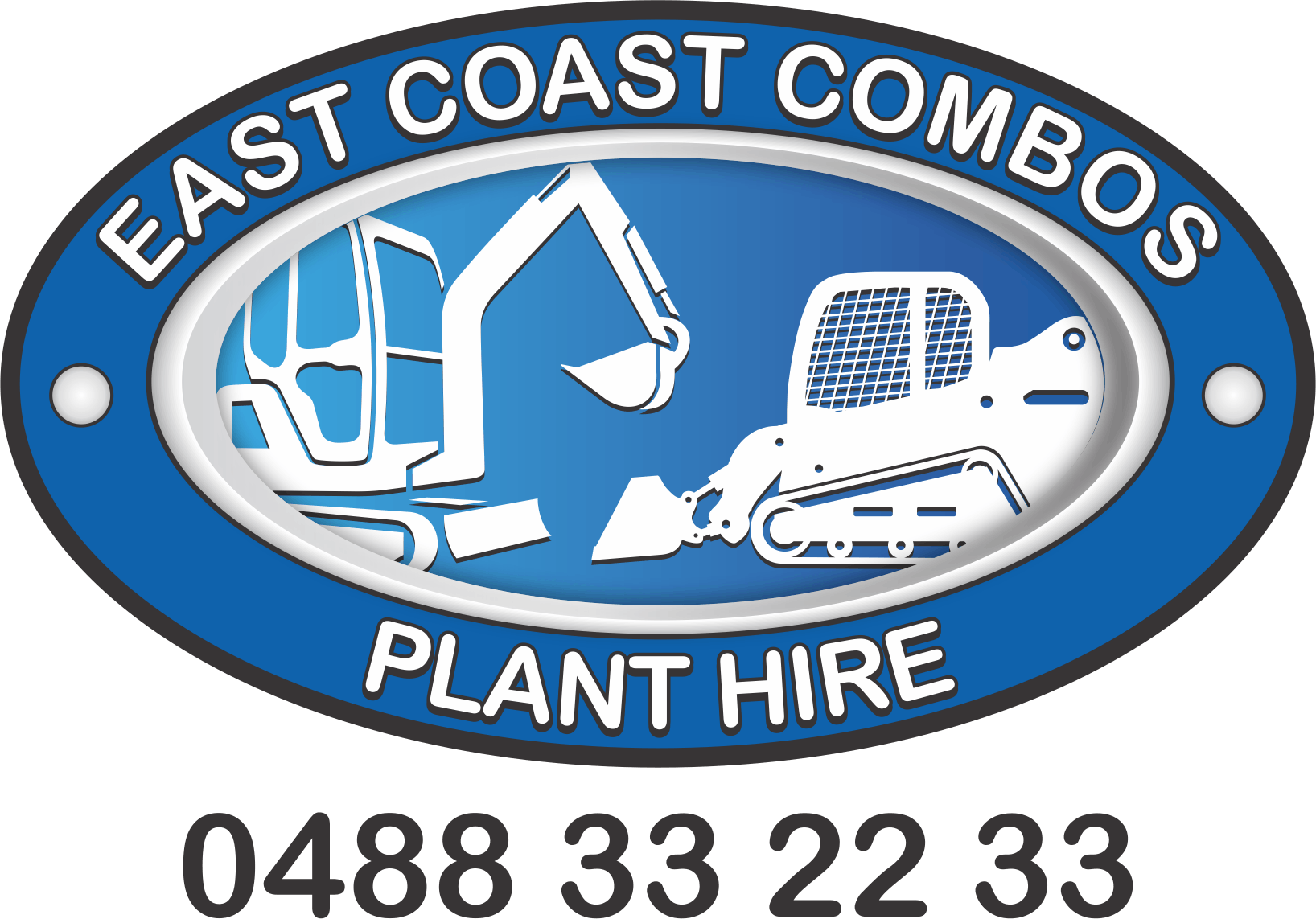 East Coast Combos Plant hire