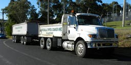 Eurobodalla Tippers and Tankers banner