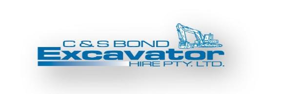 C & S Bond Excavator Hire