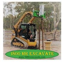 Logo of 1800 Mr Excavate