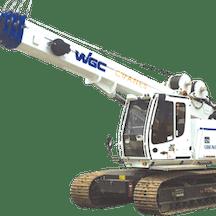 Logo of WGC Cranes