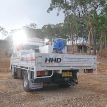 Logo of Harris Heavy Diesel