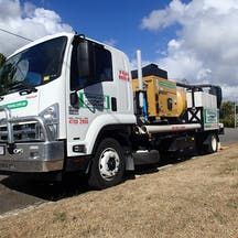 Logo of Townsville Hydrovac