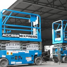 Logo of Access Express