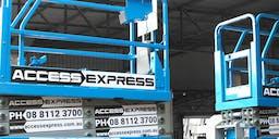 Access Express Scissor Lifts- Diesel