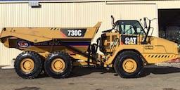 Borg Civil Australia Articulated Dump Truck