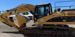 Borg Civil Australia Track Mounted Excavator