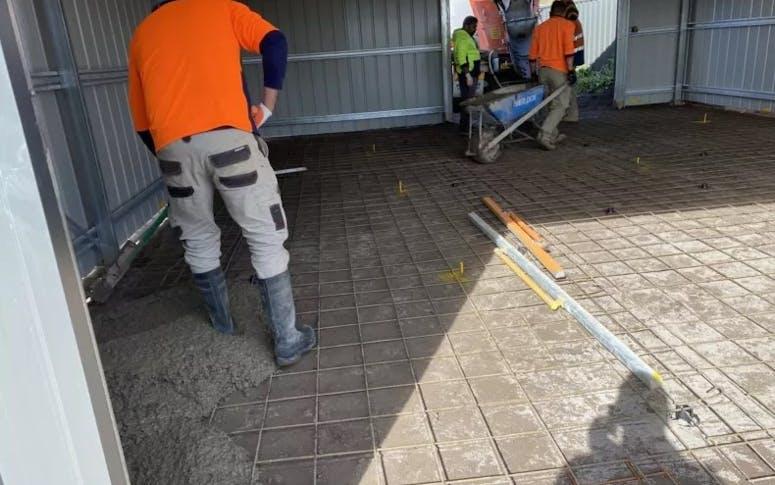Concreting Contractors