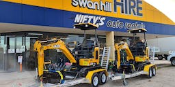 Swan Hill Hire banner