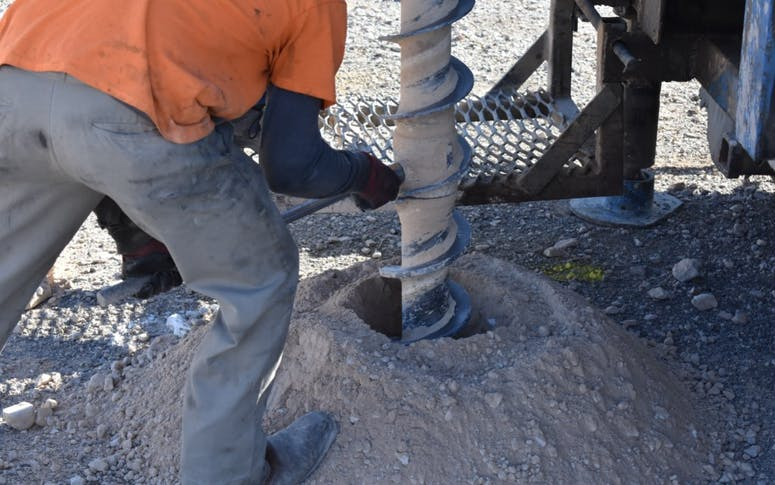 Augers and Auger Drives